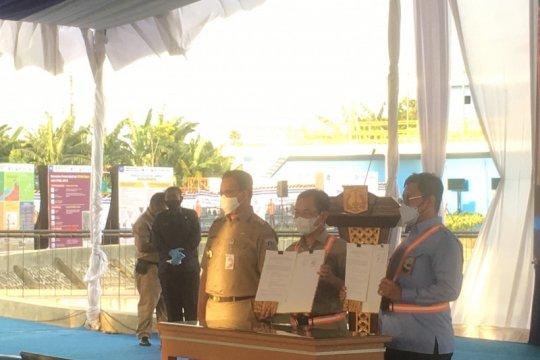 Dinas SDA DKI kebut pelayanan air bersih untuk Kepulauan Seribu