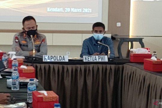 Propam Polda Sultra periksa 7 orang terkait kekerasan wartawan