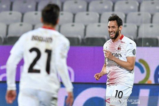 Milan pangkas jarak dari puncak selepas berbalik kalahkan Fiorentina