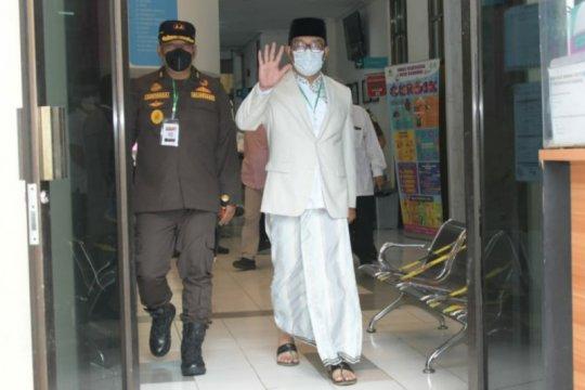 Ridwan Kamil lakukan kunjungan keenam relawan uji klinis vaksin
