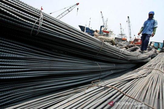 Kemendag musnahkan baja impor ilegal senilai Rp6 miliar