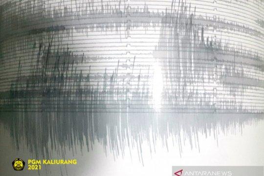 Gunung Merapi dua kali luncurkan awan panas guguran 1.500 m