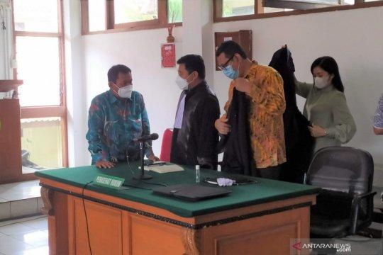 Eks Bupati Bogor Rachmat Yasin divonis 2 tahun 8 bulan akibat korupsi