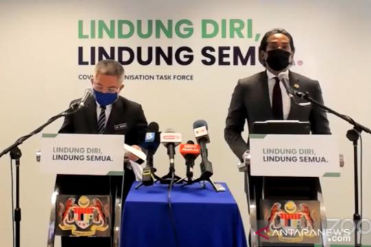 Malaysia siapkan bantuan Rp35 miliar bagi penderita efek vaksin COVID