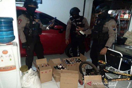Polresta Surakarta amankan penjual minuman keras tanpa izin