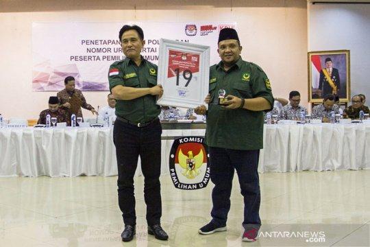 Partai Bulan Bintang menolak impor beras