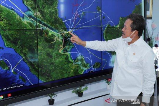 Pushidros AL ungkap semrawutnya bentangan kabel dan pipa bawah laut RI