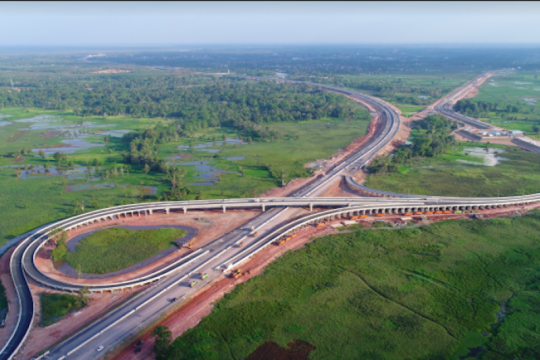 Memetik kemanfaatan ekonomi dari Tol Trans Sumatera
