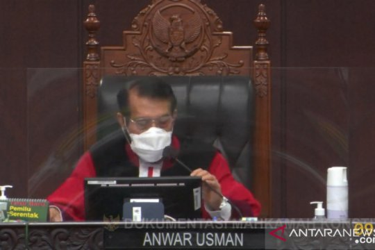 MK kabulkan sebagian permohonan pemohon Pilkada Halmahera Utara