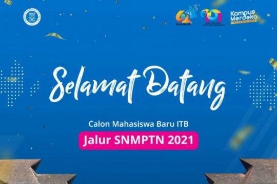 ITB terima 1.630 calon mahasiswa jalur SNMPTN 2021