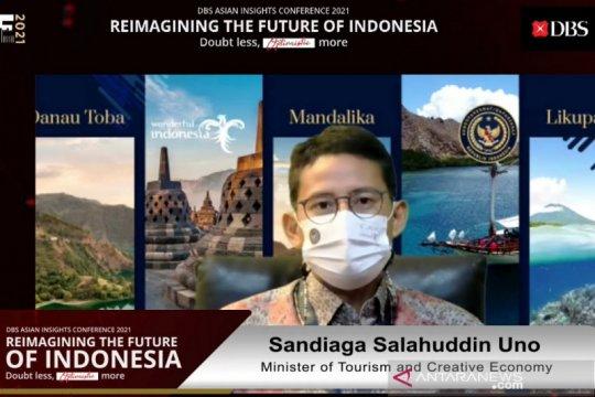 Menparekraf sebut desa wisata daya tarik di lima Bali Baru
