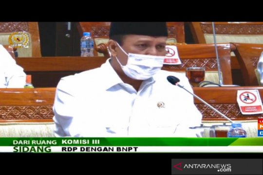 DPR RI desak BNPT kedepankan prinsip HAM dalam mencegah terorisme