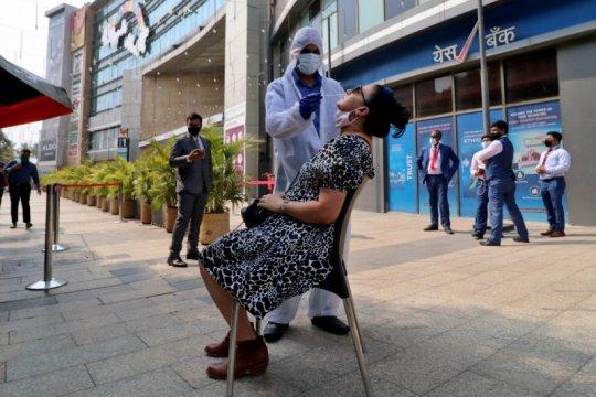 India laporkan varian baru virus corona