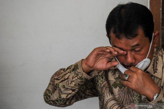 Mantan Bupati Bogor Rachmat Yasin dieksekusi ke Lapas Sukamiskin