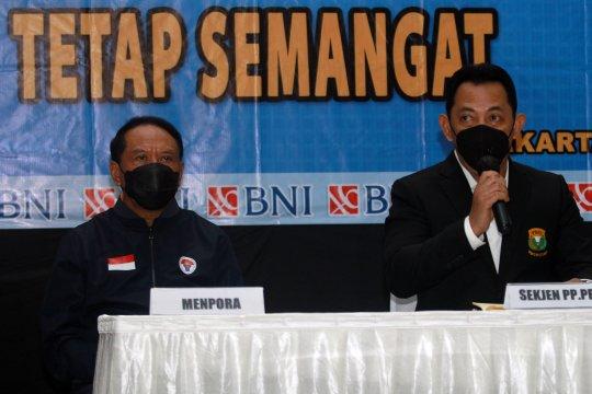 Status Sekjen PBSI Listyo Sigit akan ditentukan pada agenda pelantikan