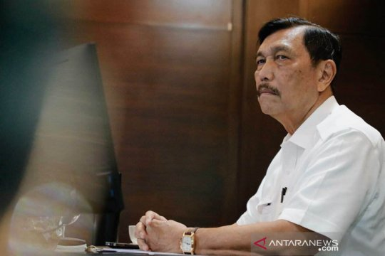 Menko Luhut ingin Indonesia jadi hub jaringan kabel bawah laut