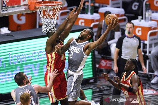 Clippers bangkit untuk balik kalahkan Hawks