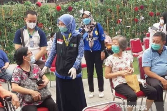 Kabupaten Bekasi jadwalkan vaksinasi lansia serentak 26-27 Maret