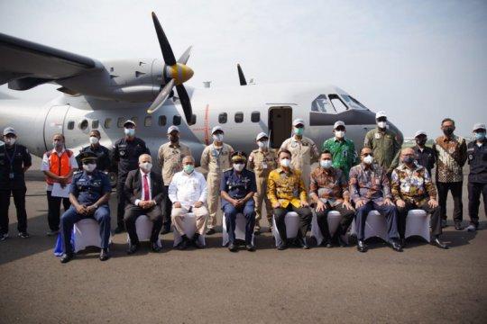 LPEI biayai PTDI ekspor pesawat CN-235 senilai Rp354 miliar