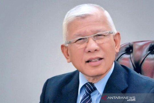 Penasihat Menkopolhukam Adnan Ganto meninggal dunia