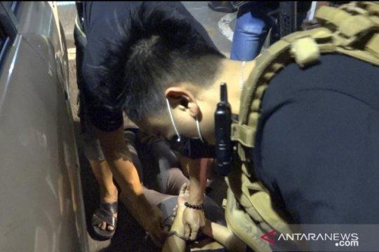 Perampok pengemudi tertidur di SPBU dibekuk polisi