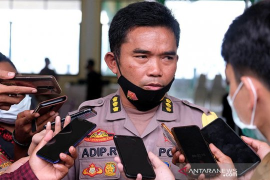 Polda Malut terjunkan 452 personel amankan kunjungan Presiden