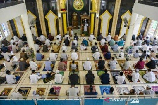 Jakarta kemarin, Shalat Id di tempat terbuka hingga mutasi corona