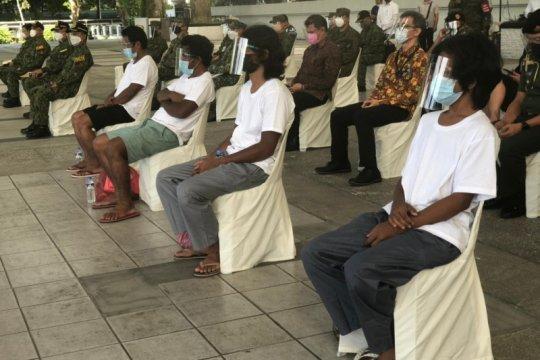 KBRI Manila terima empat WNI korban sandera Abu Sayyaf