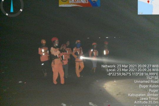 Tim SAR hentikan pencarian ABK hilang di perairan Jember