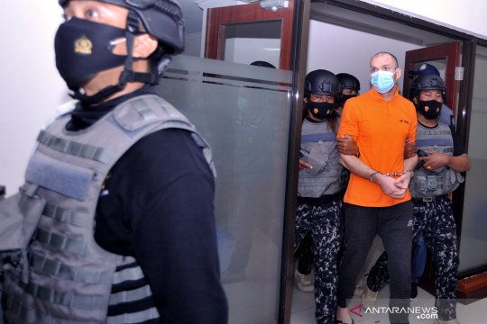 NCB Interpol: Buronan Interpol Rusia terlibat peredaran 146 kg Hasis