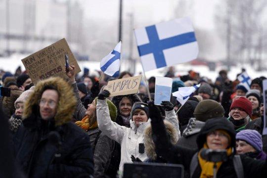 Finlandia perpanjang penutupan restoran sampai 18 April