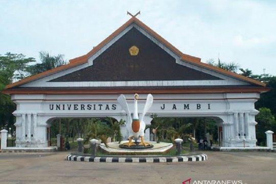 Universitas Jambi terima 1.892 mahasiswa baru melalui SNMPTN 2021
