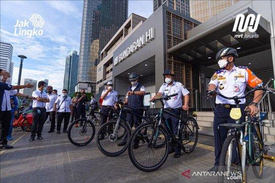 MRT Jakarta sediakan akses sepeda nonlipat di tiga stasiun