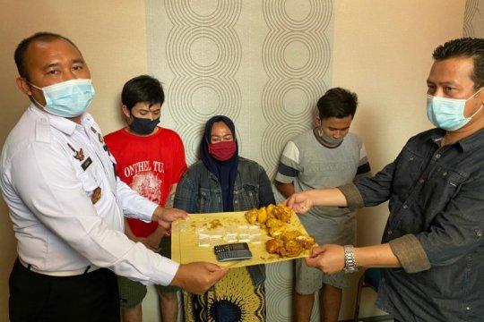 Lapas Mojokerto gagalkan penyelundupan sabu-sabu dalam tahu goreng