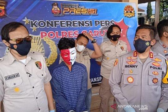 Polisi tangkap pemuda yang menculik pacarnya di Garut