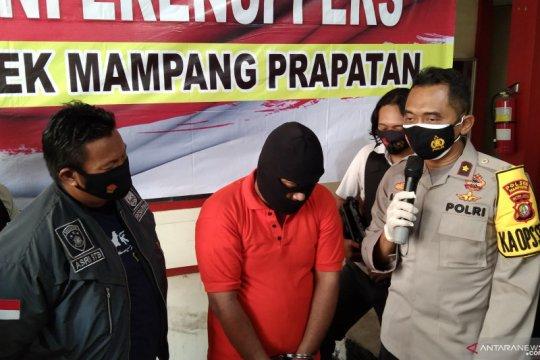 Polsek Mampang Prapatan bekuk polisi gadungan memeras warga