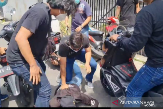 Polisi tangkap pelaku jambret yang menimpa  lansia di Jakarta Barat