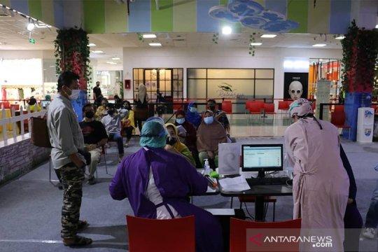 Wali Kota Jaktim sambut baik pelaksanaan vaksin di pusat perbelanjaan