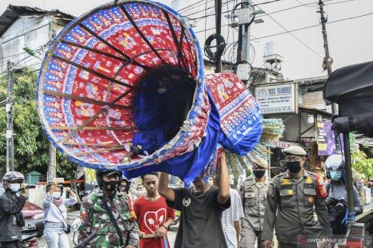 Wagub DKI: Penertibkan ondel-ondel untuk menjaga keluhuran budaya