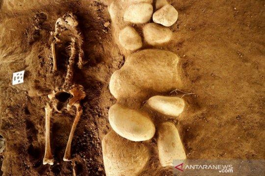 Ekskavasi tahap ketiga situs Kumitir