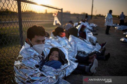 "Meksiko  dan utusan Biden  bahas ""akar penyebab"" migrasi"