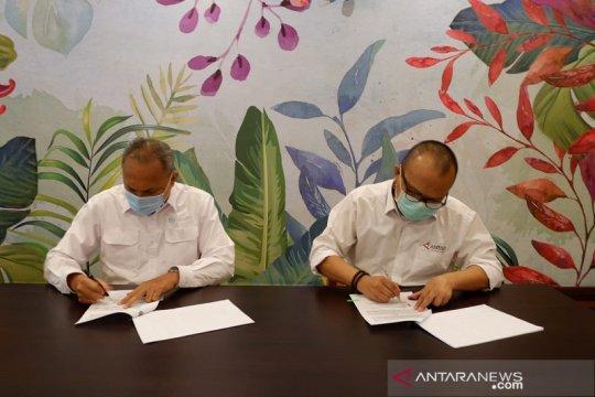 Jasa Marga-ANTARA kerja sama layanan komunikasi media terintegrasi