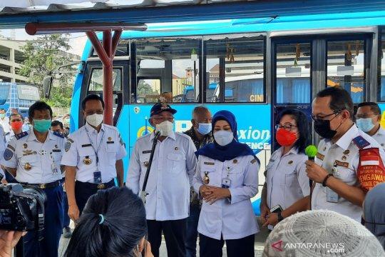 PPD berikan layanan transportasi BRT dan JRC di Depok