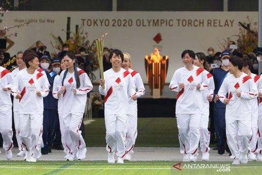 Jepang bantah akan prioritaskan vaksin untuk atlet Olimpiade