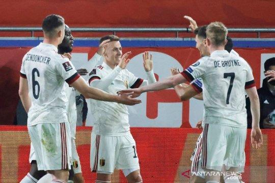 Belgia balik lumat Wales 3-1