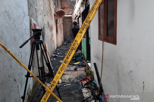 Pemkot Jakarta Timur bantu pemakaman korban kebakaran di Matraman