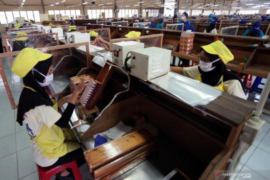 Industri tembakau sesuaikan jam operasional dengan aturan PPKM