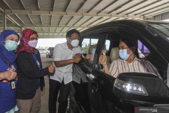 Pemerintah waspadai keterbatasan stok vaksin COVID-19 karena embargo