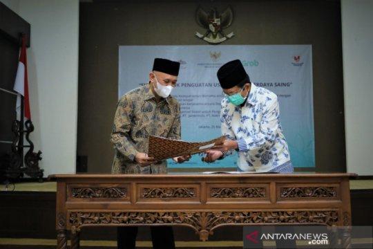 Kemenkop UKM dan Masjid Istiqlal sepakat berdayakan ekonomi umat