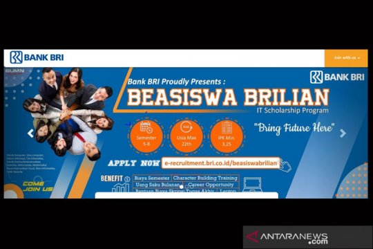 BRILiaN Scholarship program kaderisasi Bank BRI di masa depan